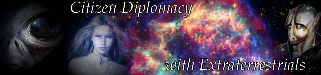 Citizen Diplomacy with Extraterrestrials